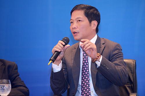 EmailTwitterGlusPrint Thứ trưởng Công Thương: 'Người Việt thích mua sắm trên smartphone'
