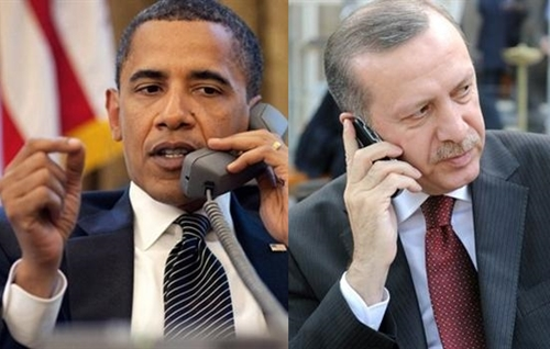 Obama yêu cầu Thổ Nhĩ Kỳ rút quân khỏi Iraq